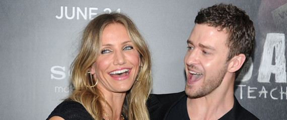 Cameron Diaz & Justin Timberlake's Sex Scene In 'Bad Teacher' Was 'Uncomfortable'