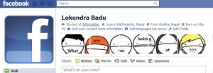 banners by user in facebook
