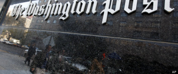 Washington Post's Second Quarter Profits Fall 50%