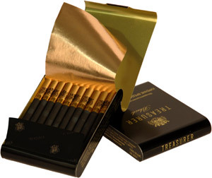 The Most Expensive Cigarette Pack of the world
