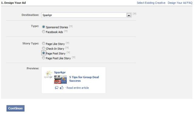 facebook_ads_best_practices_ad_units_sponsored_story