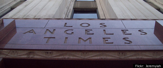 Los Angeles Times Layoffs Announced
