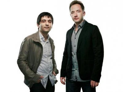 2. Arash Ferdowsi and Drew Houston