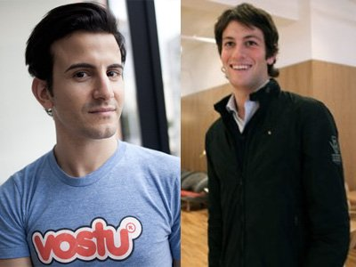 9. Daniel Kafie and Josh Kushner