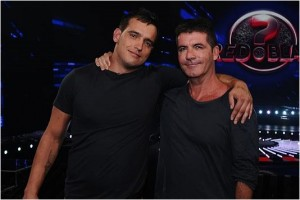 Simon Cowell ... 'I think the money will make a big difference to Nathan and his family'