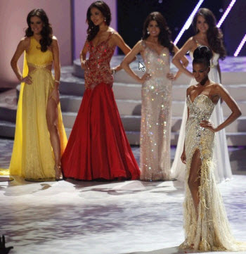 Top 5 Finalist Question answer Miss universe 2011