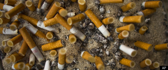 Canadian Smoking Rates Decreases To All Time Low