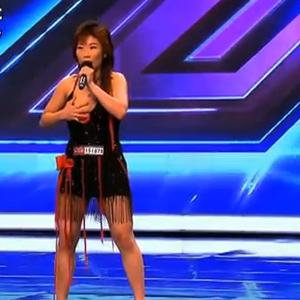 the x factor show