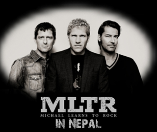 Michael Learns to rock will rock Nepal