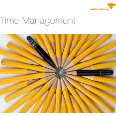 Time Management for Creative People by Mark McGuinness