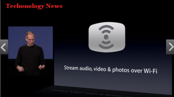 Apple AirPlay products