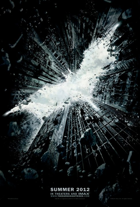 Dark Knight Rises hd poster