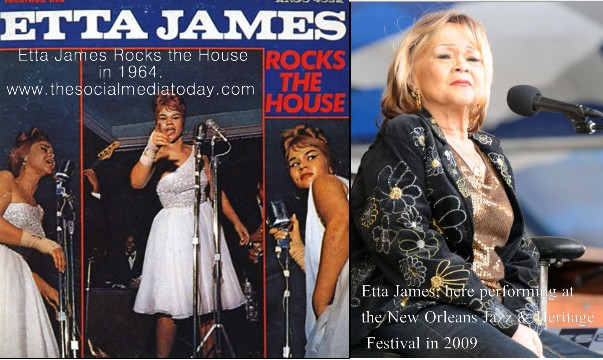 Etta James top songs