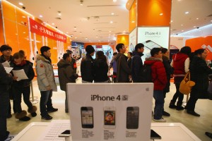 buy iPhone 4S in a China