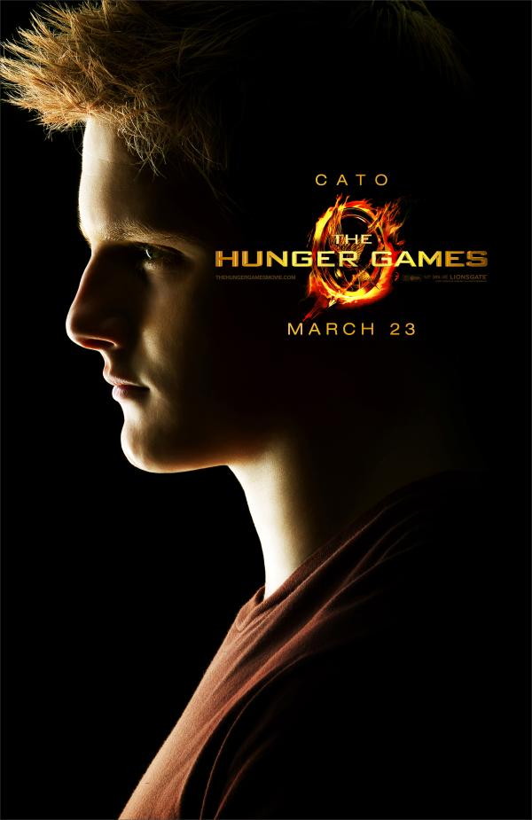 Download Official Character Poster The Hunger Games