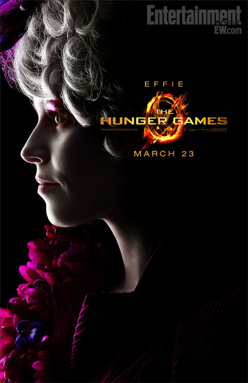 download Effie Trinket Official Character Poster