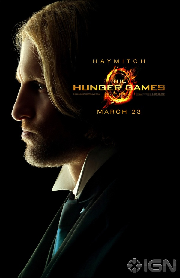 Download Haymitch Abernathy Official the Hunger Games Poster