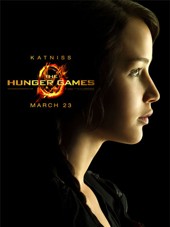 download Hunger Games Poster Katniss Everdeen