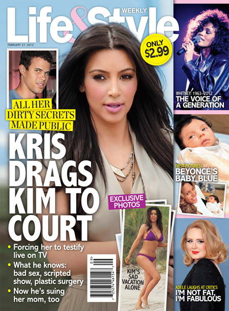Kris Humphries and Kim Kardashian divorce