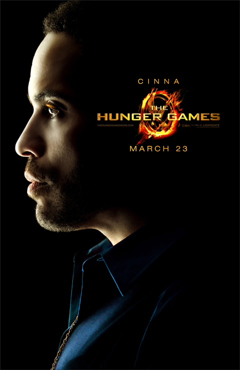 Download Cinna Official Character Poster The Hunger Games