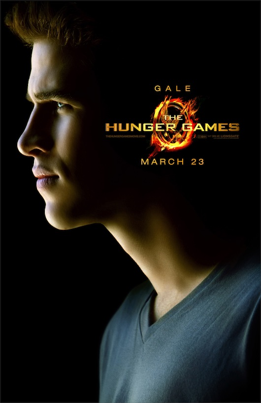 download Gale Official Character Poster the Hunger Games