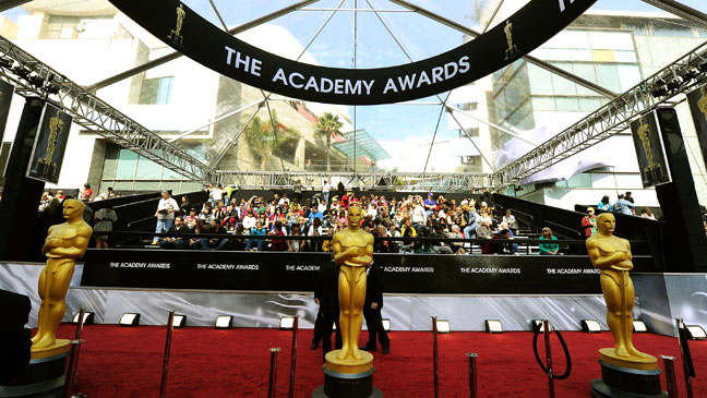 Oscars 2012 Awards Complete winner list