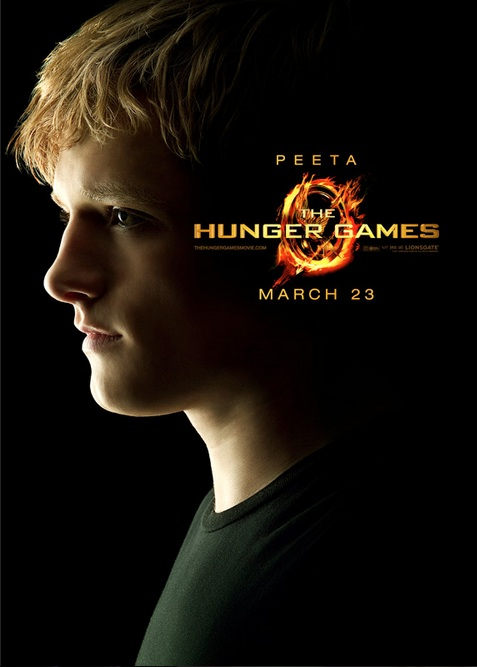 Download Peets Mellark Official The Hunger Games Poster