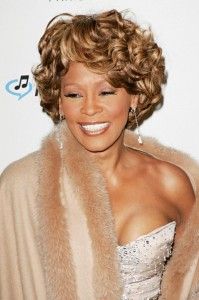 Singer Whitney Houston dies at 48