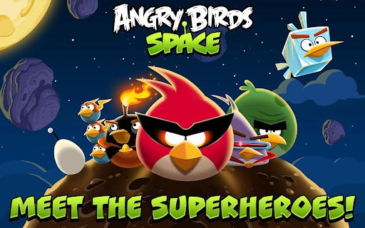 Angry Birds Space Full Version free