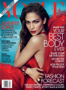 Jennifer Lopez Cover Vogue Magzine 2012 pdf