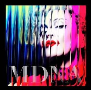 "Madonna ""I fucked Up"" from album MDNA"
