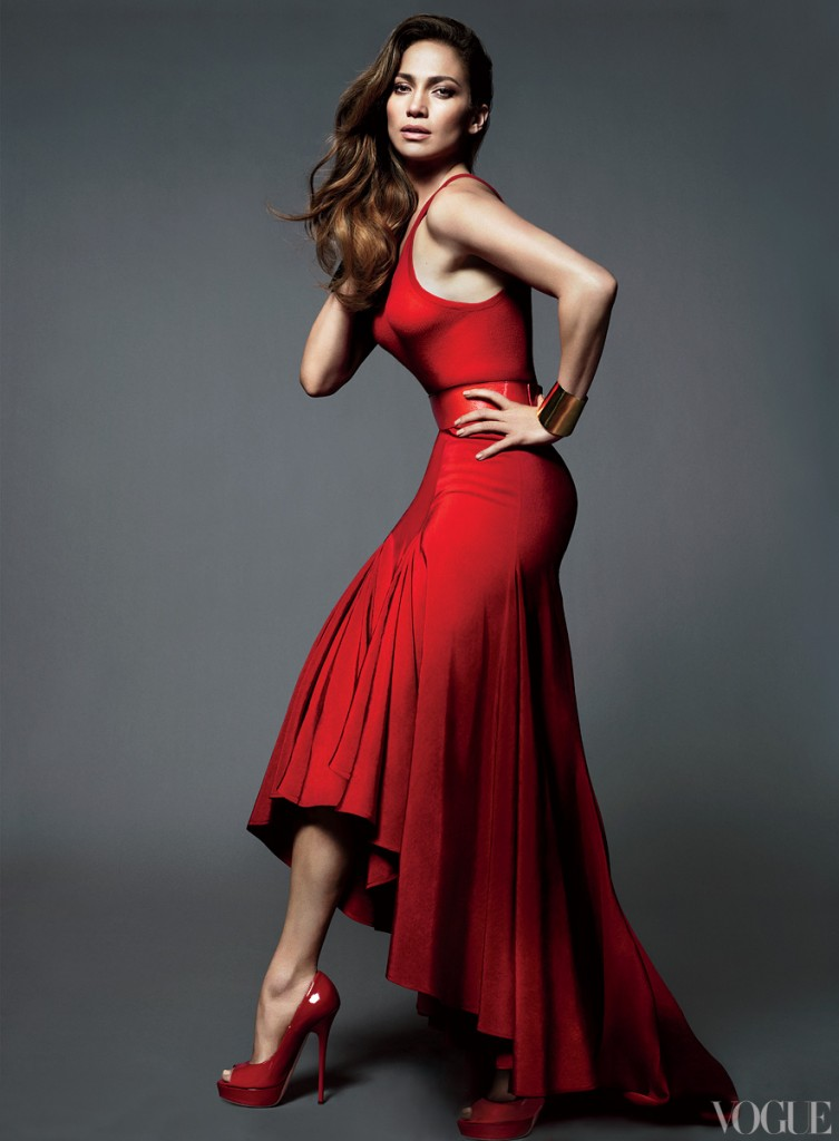 jennifer lopez looks stunning on april 2012 issue of vogue magazine social media and tech blog