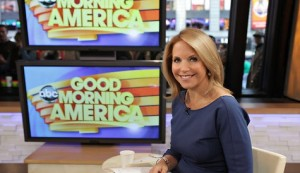 Katie Couric on Good Morning America