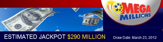 Mega Millions jackpot 23 march 2012 results