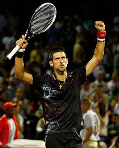 Novak Djokovic pictures