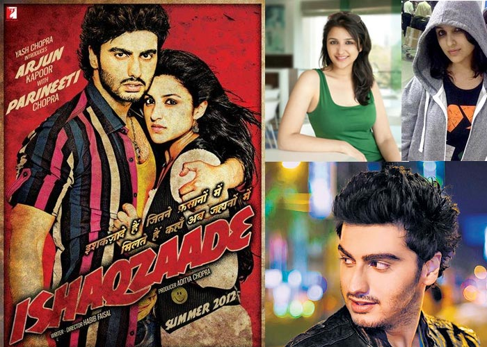 Ishaqzaade Movie first look images
