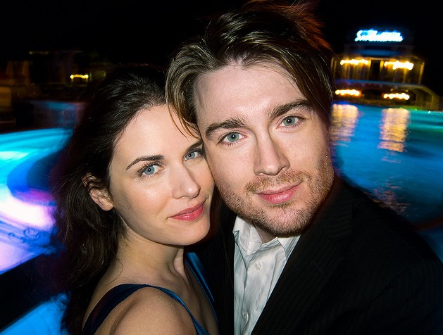 Pete Cashmore girlfriend Lisa Bettany