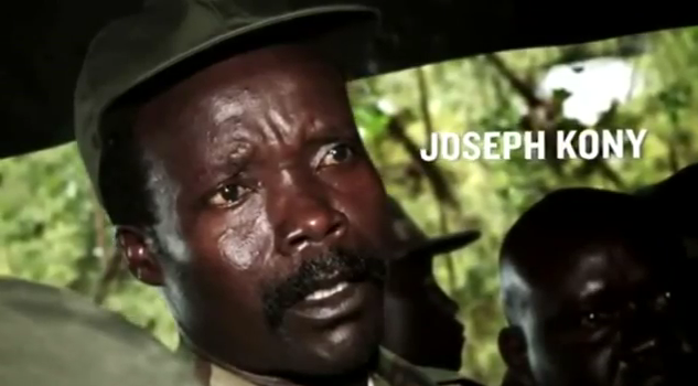 Joseph Kony photos