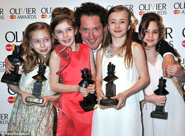 2012 olivier awards winners best dress