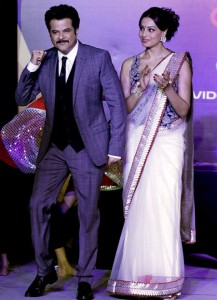 Anil Kapoor and Bipasha Basu IIFA Awards Singapore