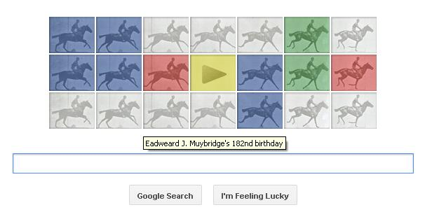 Eadweard J Muybridge Biography