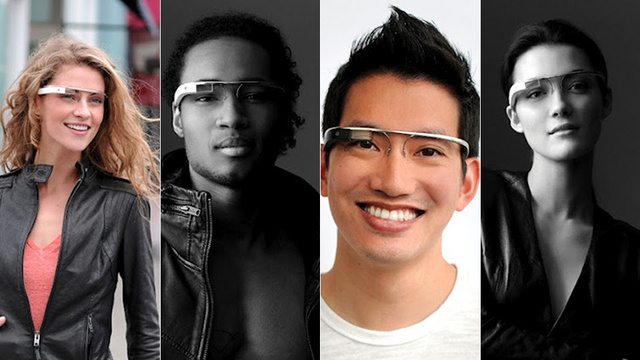 Google's Project Glass Pictures