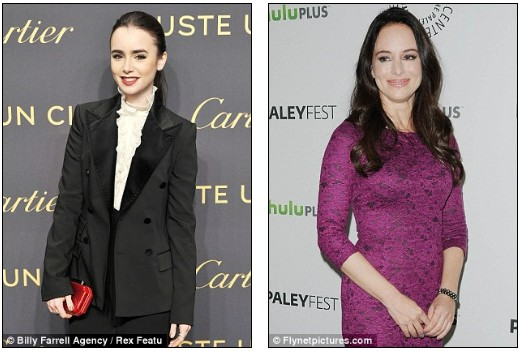 2012 Most Beautiful Women Lily Collins, Madeleine Stowe