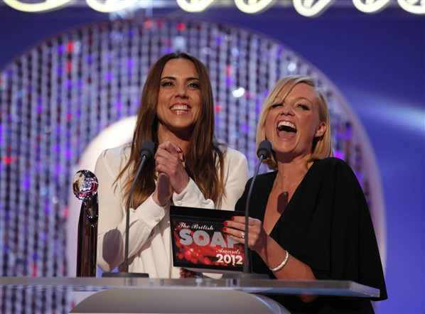 Mel C and Emma Bunton Photo