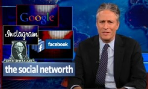 Replay video: The Daily Show with Jon Stewart 10 April 2012