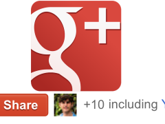 Download Google Share button logo