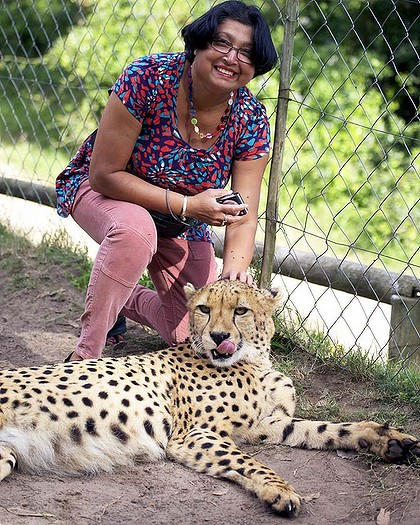 Cheetah attack women at Kragga Kamma game reserve