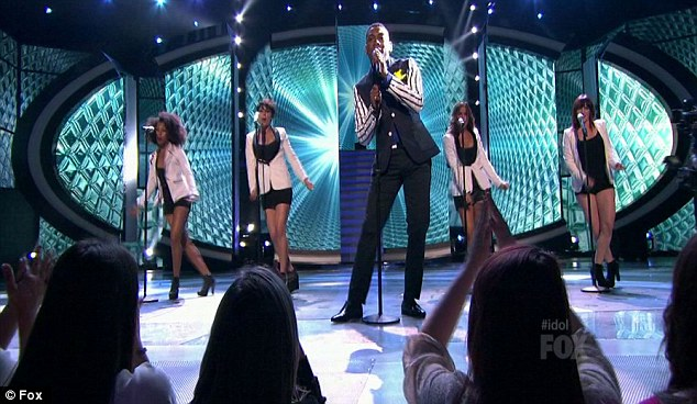 American Idol Joshua Ledet  permormance
