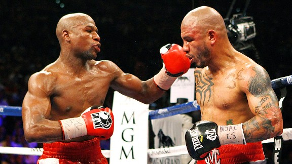 mayweather Vs cotto highlights Video