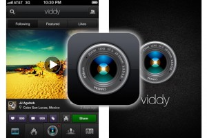 Viddy (Video) Facebook Apps